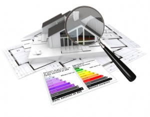 Energy efficiency construction evaluation